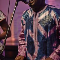 Jeli Famoro Dioubate Live Streaming from AnDieMusik in Baltimore