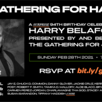 A Surprise 94th Birthday for Harry Belafonte with Jay-Z, Stacey Abrams, Chuck D, Susan Sarandon, Common, Tiffany Haddish, More