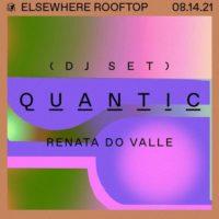 Quantic (DJ Set), Renata Do Valle
