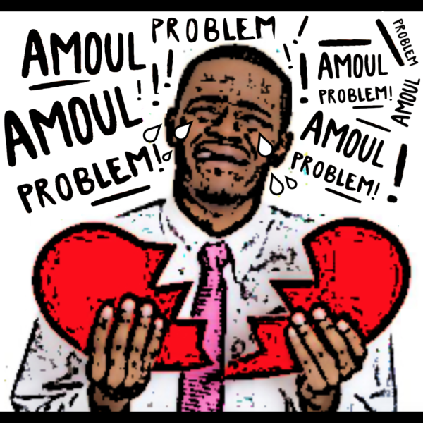 DJ Mixanthrope Mixes: Amoul Problem Vols. One and Two
