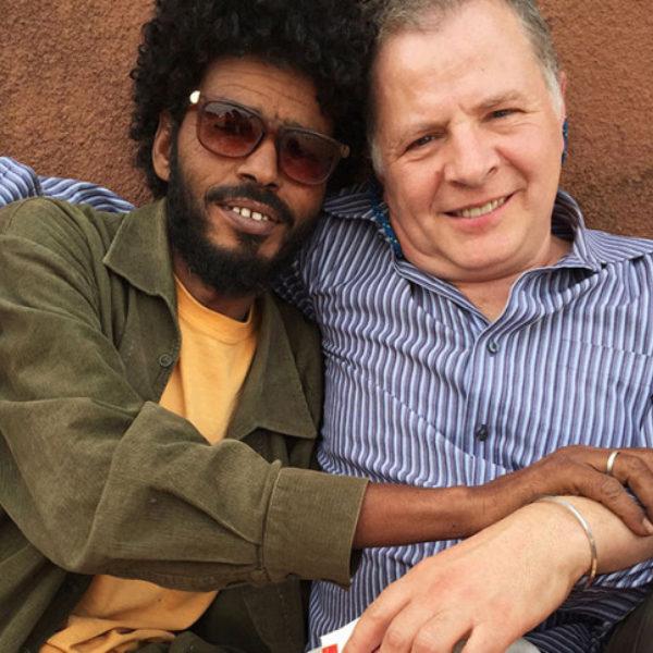 Andy Morgan on Tuareg Music and History