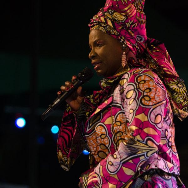 WATCH: Angelique Kidjo Dedicates Her Grammy to Burna Boy