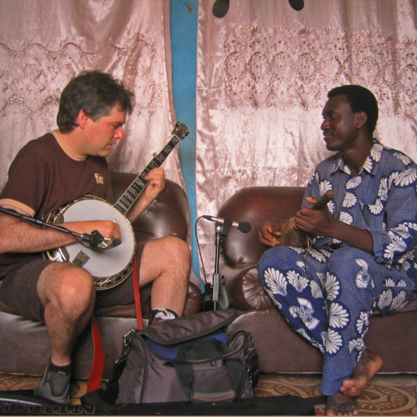 Bela Fleck Re-Explores African Music