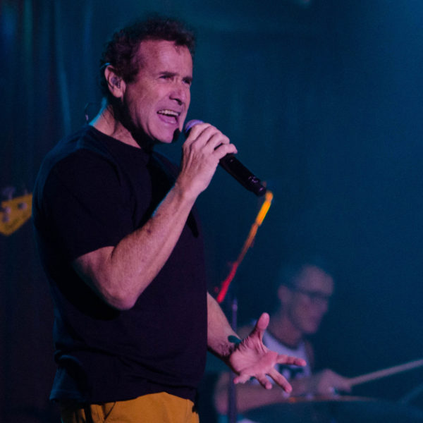 Johnny Clegg: A Life in Photos