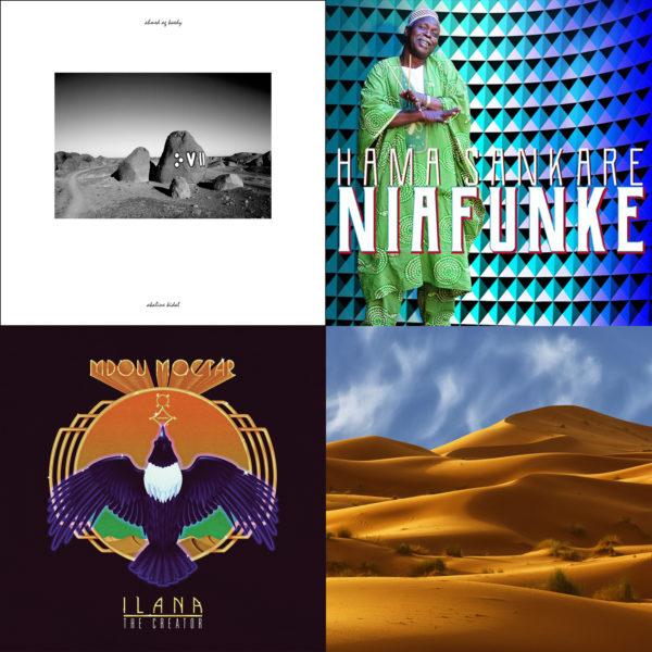 A Trio of Desert Rock Albums