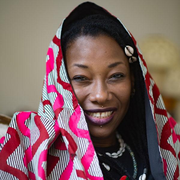 Fatoumata Diawara on Finding Sweetness in A Hard Life