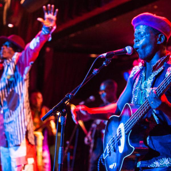 Afropop Meet Up: Jupiter and Okwess, July 19