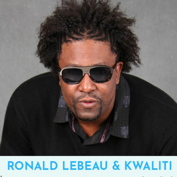 Ronald Lebeau and Kwaliti Take the Afropop Prize at Montreal's Syli d'Or Contest!