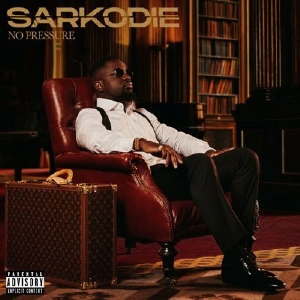 Sarkodie, Feeling No Pressure