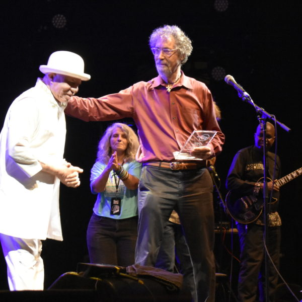 Salif Keita Inducted Into Afropop Hall of Fame at BRIC Celebrate Brooklyn! 7/13