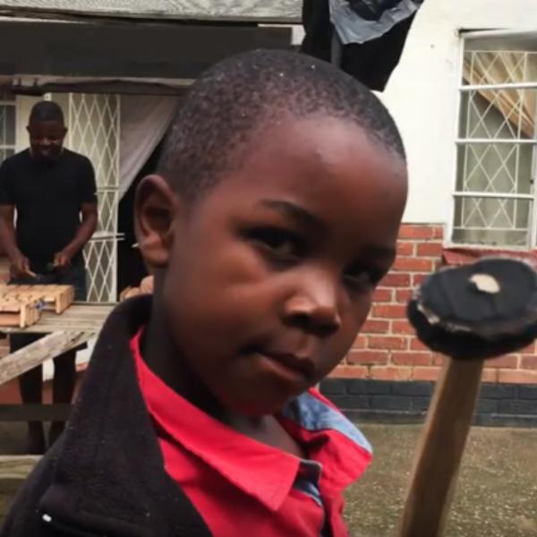 Oran Etkin's Timbalooloo Comes to Zimbabwe