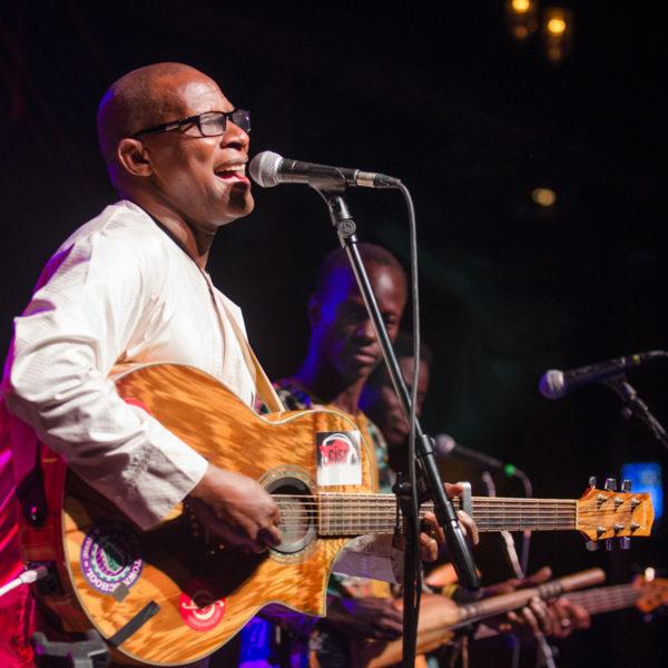More African Guitars