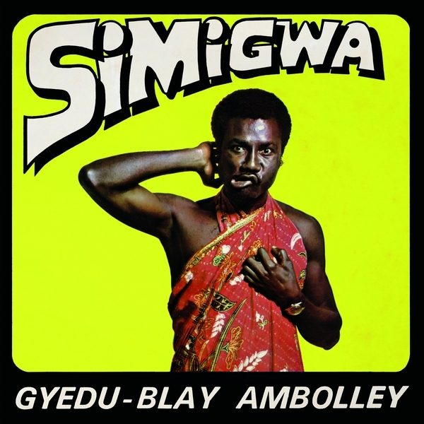 "Gyedu-Blay Ambolley's ""Simigwado"" Remixed"