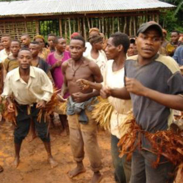 The BaAka of Central Africa: Exclusive Singing Lesson Video & Much More!
