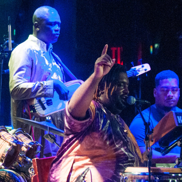 Weedie Braimah and the Hands of Time Rock the Blue Note