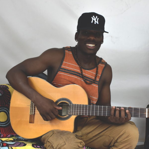 Wesli Teaches Haitian Compas Guitar in Five Minutes