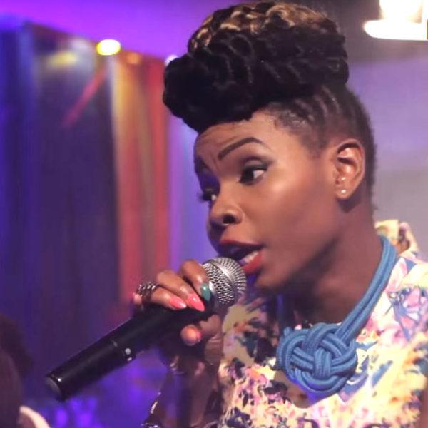 """Yemi Alade Talks """"Boyz"""""""