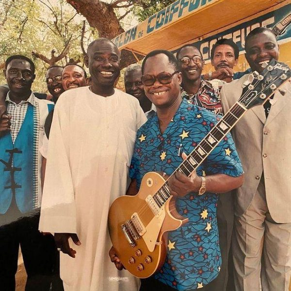 Baobab Guitarist Barthelemy Attisso Has Passed Away