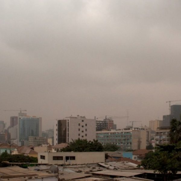 Spirit of Angola: Dustrise