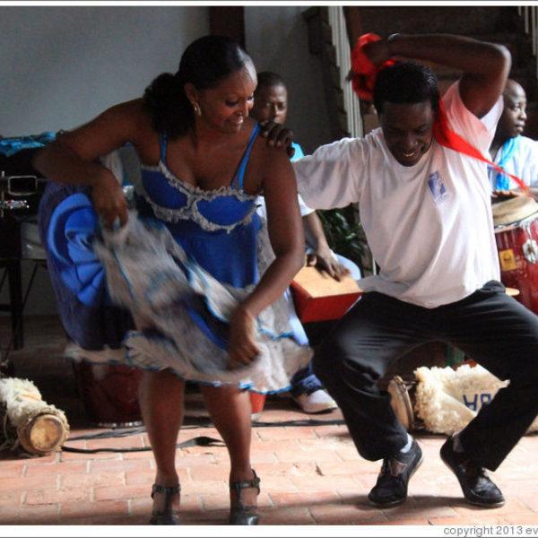 Africa in Matanzas, Cuba: El Almacén is Walking