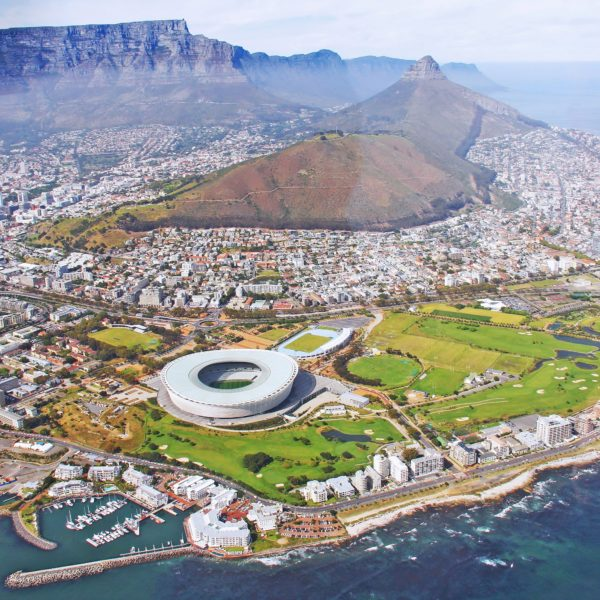 Reimagining Jazz in Africa: Cape Town Cosmopolitans and Beyond