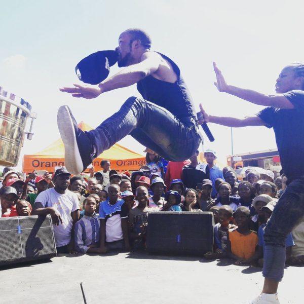 Botswana House Kwassa Mix