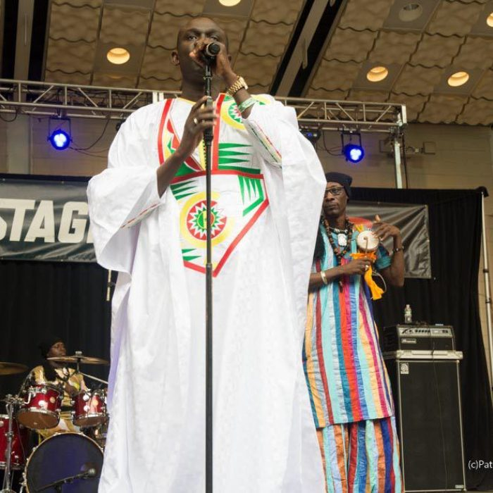 "Video Clips from ""Dakar Muse"""