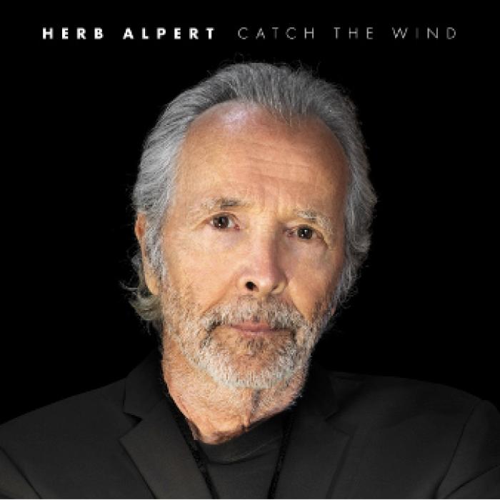 Herb Alpert Catches the Wind