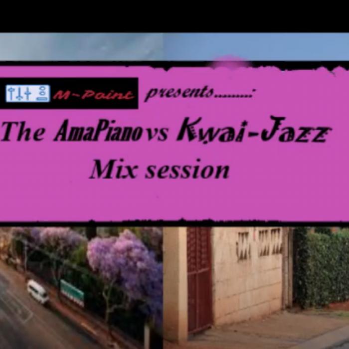 "DJ M-Point Dishes up ""Amapiano Vs. Kwai-Jazz Mix Session"""
