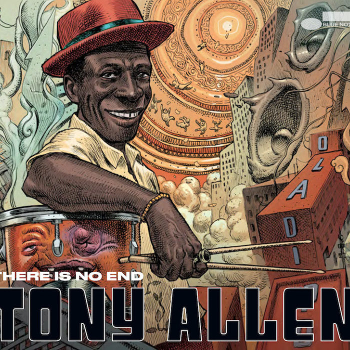 "Hear ""Stumbling Down"" From Tony Allen's Upcoming Posthumous Album"