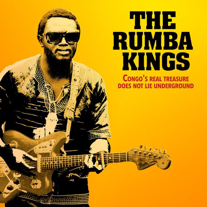 "Alan Brain on Congo Music Documentary: ""The Rumba Kings"""