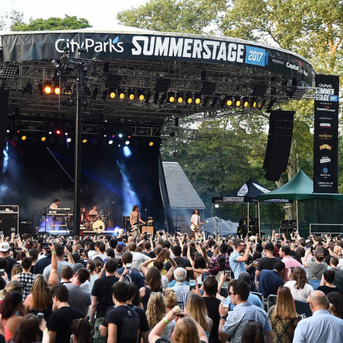 Green Shoots: Summer Concerts Are On Their Way!