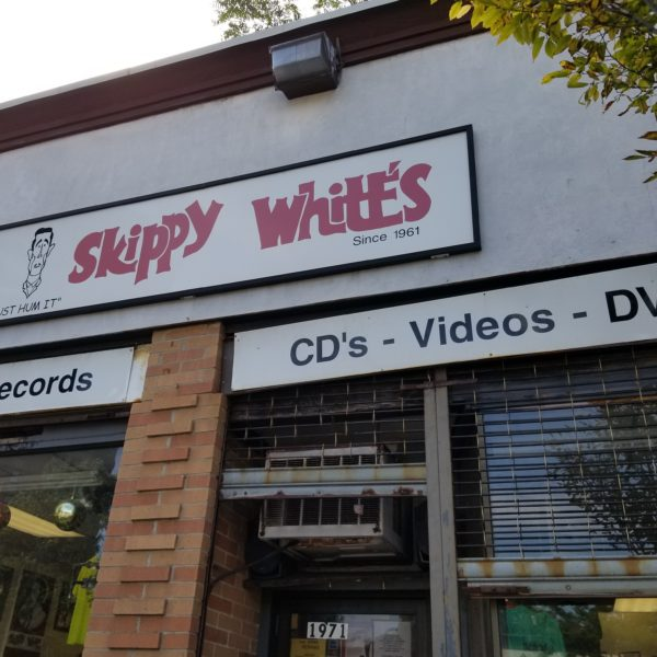 Skippy White: A Vinyl Life