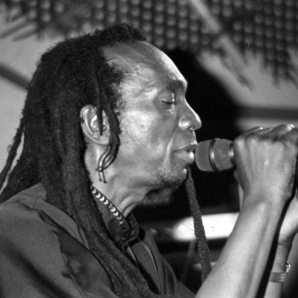 Thomas Mapfumo Live in NYC at SOB's