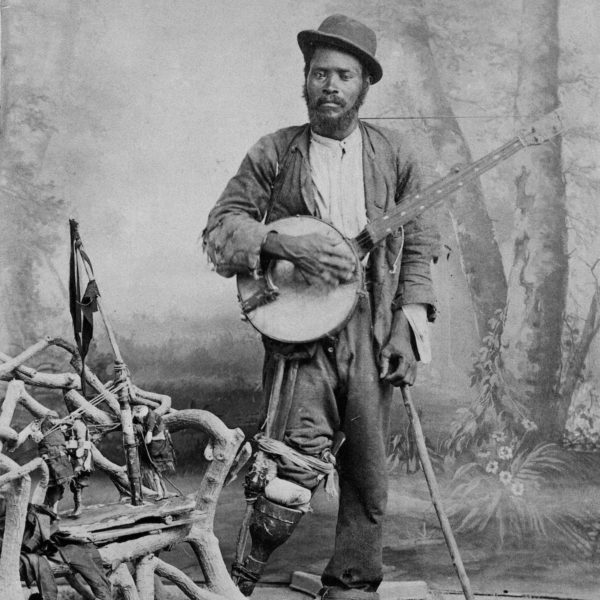 Black History of the Banjo: Playlist and Pictures