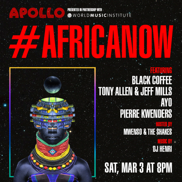 Win Some Africa Now! Tickets