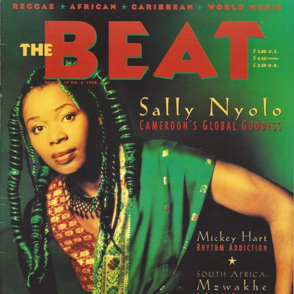 Best of The Beat on Afropop: Sally Nyolo, Cameroon's Global Goddess