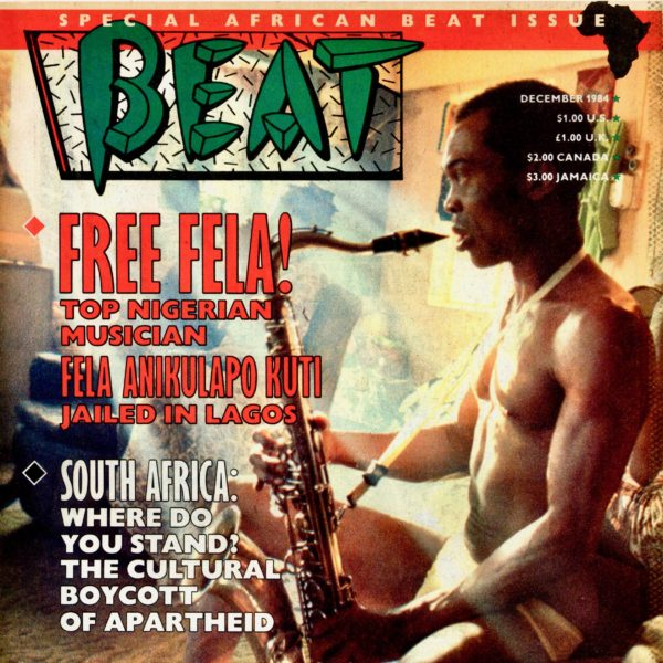 Best of The Beat on Afropop: Fela Is Freed