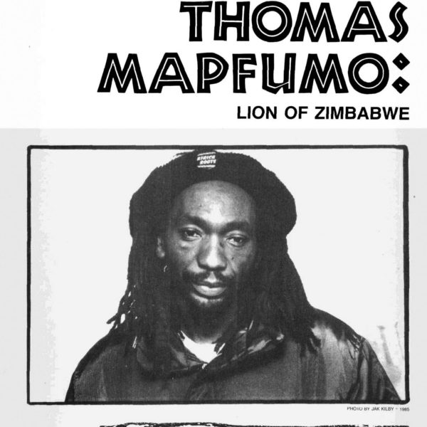 Best of The Beat on Afropop: Thomas Mapfumo 1984