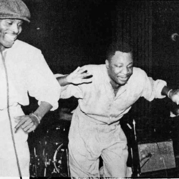 Best of The Beat on Afropop: 1989 Interview with Soukous Greats Aurlus Mabele and Diblo Dibala