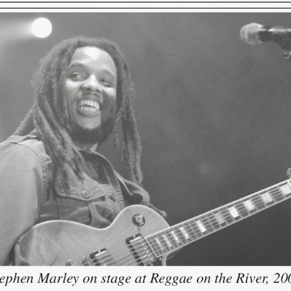 Best of The Beat on Afropop: Saluting Stephen Marley