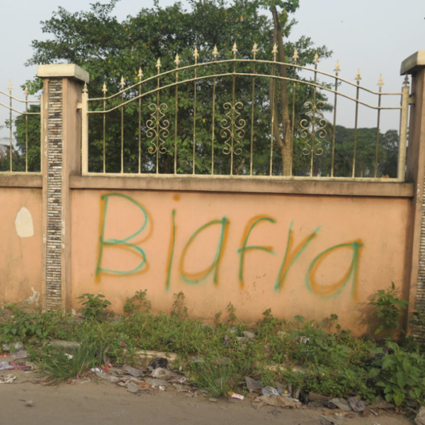 Biafra at 50: A Wound That Does Not Heal