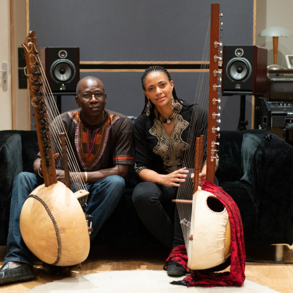 Ballaké Sissoko Teams Up With Sona Jobarteh For Double Kora Bliss