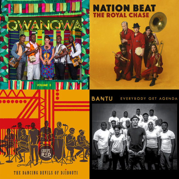 Fall Release Roundup: Bantu, Ayom, Awale Jant Band, Groupe RTD, Songhoy Blues, Fra Fra, Nation Beat, Qwanqwa