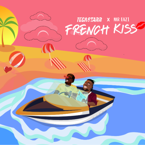"Mr Eazi and Tega Starr Team Up on Master KG-Produced ""French Kiss"""
