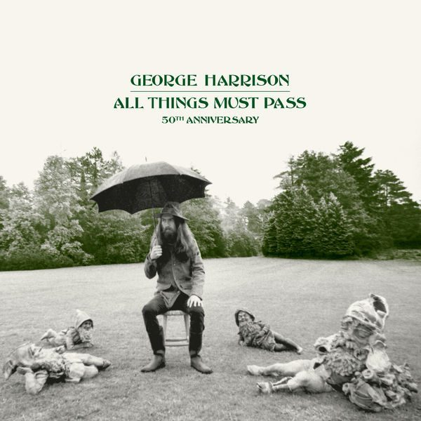 """George Harrison's """"All Things Must Pass"""" at 50"""