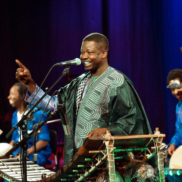 Balafon, Burkina Faso to Vienna: An Interview With Mamadou Diabaté