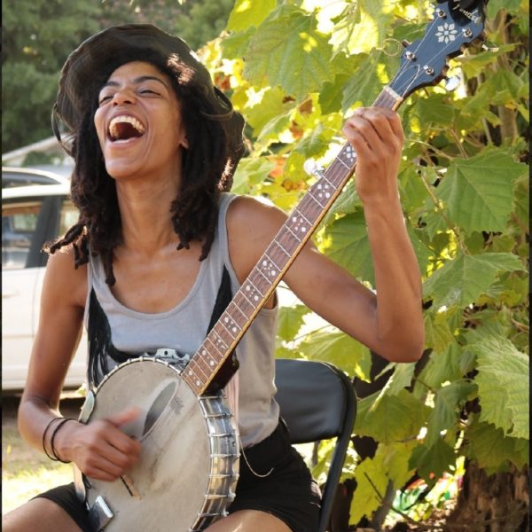 Black Banjo Reclamation Project's Hannah Mayree