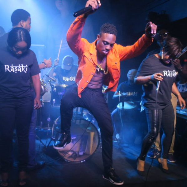 Lagos and the Rise of Nigerian Afrobeats
