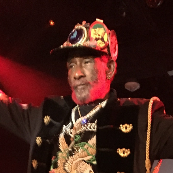 """Remembering Lee """"Scratch"""" Perry"""